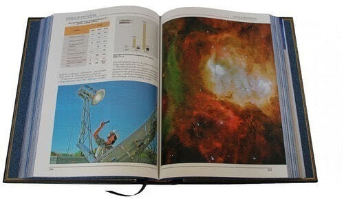 Подарочная книга в кожаном переплете. Энергия будущего (на англ. языке) (в футляре) (фото, вид 1)