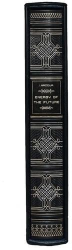 Подарочная книга в кожаном переплете. Энергия будущего (на англ. языке) (в футляре) (фото, вид 4)