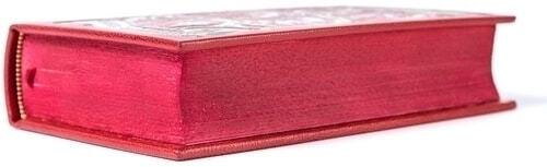 Подарочная книга в кожаном переплете. Блок Александр. Собрание сочинений в 8-ми томах (фото, вид 4)