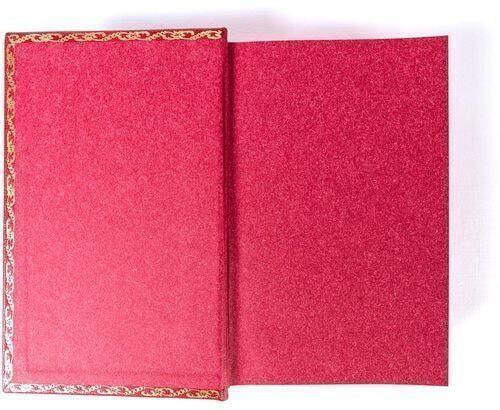 Подарочная книга в кожаном переплете. Блок Александр. Собрание сочинений в 8-ми томах (фото, вид 6)