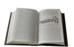 Подарочная книга в кожаном переплете. Гиппократ. Избранные книги. Вид 2