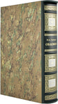 Подарочная книга в кожаном переплете. И.А.Гончаров. Обломов (в футляре). Вид 2
