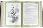 Подарочная книга в кожаном переплете. Сказки братьев Гримм в 2-х томах (в футляре). Вид 2