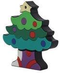 Подарочная флешка. Новогодняя елка. Вид 2