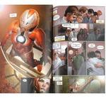 Книга комиксов. Железный человек. Враг государства. Вид 2