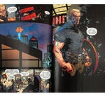 """Книга комиксов. Люди икс. Люди Икс против команды """"Алтимейтс"""". Вид 2"""