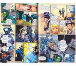 Книга комиксов. Фантастическая четверка. выпуск 2. В прорыв. Вид 2