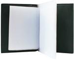 Кожаная обложка для автодокументов. Bubblies | Зеленый. Вид 2