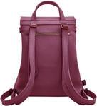 Рюкзак из натуральной кожи (цвет бордо). Вид 2