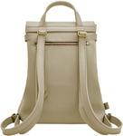 Рюкзак из натуральной кожи (цвет слоновая кость). Вид 2