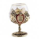 Подарочный бокал для коньяка. Юбилейный 65 лет. Вид 2