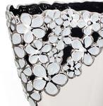 Подарочная фарфоровая ваза (32*28*15 см). Вид 2