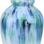 Подарочная фарфоровая ваза (28*20 см). Вид 2