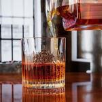 Подарочный набор для виски в деревянной шкатулке (7 предметов). С Юбилеем 60 лет. Вид 2