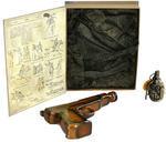 Подарочный набор с фарфоровым штофом. Наставление по стрелковому делу. Вид 2
