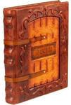 Подарочная книга в кожаном переплете. Виски. Полный всемирный путеводитель. Вид 2