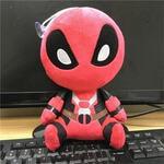 Плюшевая игрушка Супергерои. Дэдпул (18 см). Вид 2