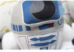Плюшевая игрушка Звездные войны. R2D2 (18 см). Вид 2