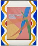 Подарочная фоторамка с цветной эмалью (под фото 15х20 см). Вид 2