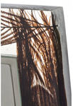 Подарочная фоторамка. Перья (под фото 10х15 см). Вид 2
