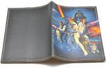 Кожаная обложка на паспорт. Звездные войны. Вид 2
