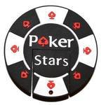Подарочная флешка. Покерная фишка Poker Stars. Вид 2