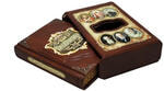Подарочная книга в кожаном переплете. Великие имена. Владимир (в футляре). Вид 2