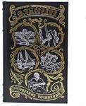 Подарочная книга в кожаном переплете. Высоцкий В. Собрание сочинений в 4-х томах. Вид 2