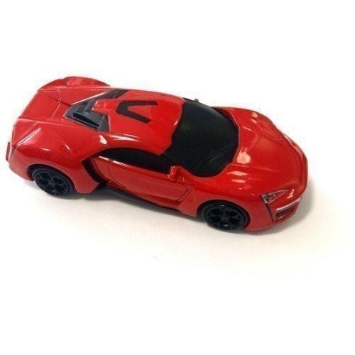 Подарочная металлическая флешка. Автомобиль McLaren (фото)