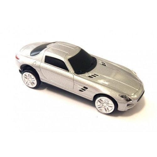 Подарочная металлическая флешка. Автомобиль Mercedes (фото)