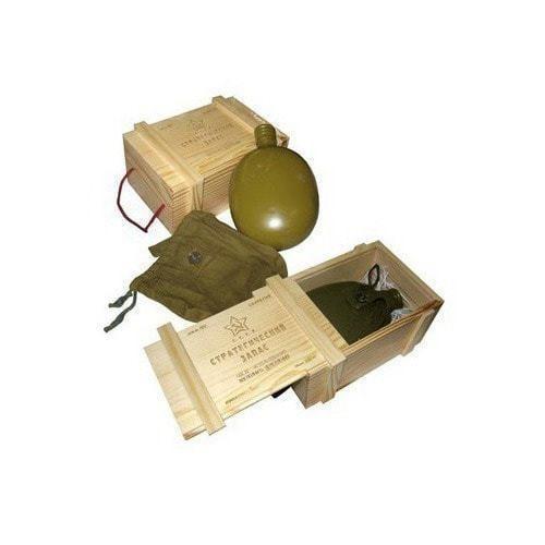 Подарочный набор. Стратегический запас (фото)