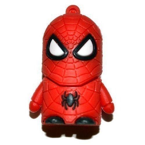 Подарочная флешка. Супергерои. Человек-паук (фото)
