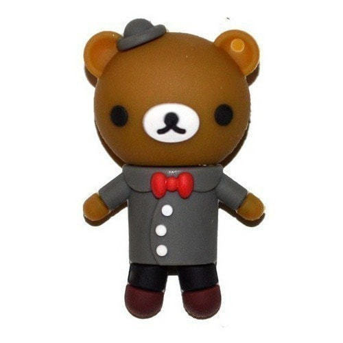 Подарочная флешка. Медвеженок (фото)
