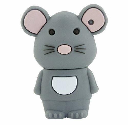 Подарочная флешка. Мышонок (фото)