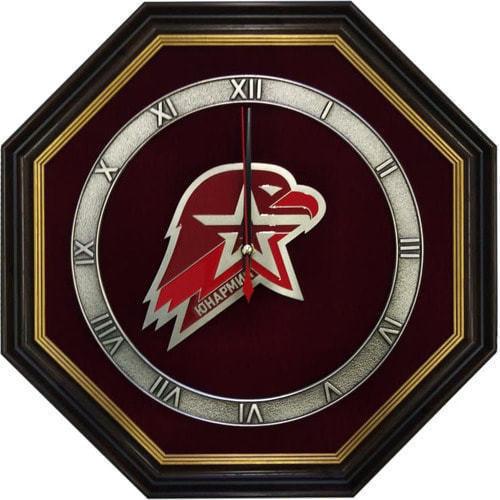 """Настенные часы """"Эмблема Юнармии"""" (34 х 34 см)"""