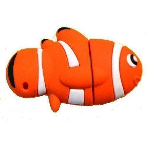 Подарочная флешка. Рыбка Немо (фото)
