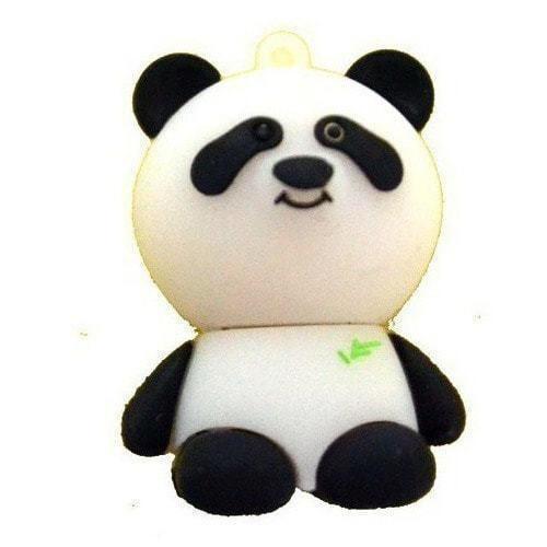 Подарочная флешка. Панда (фото)