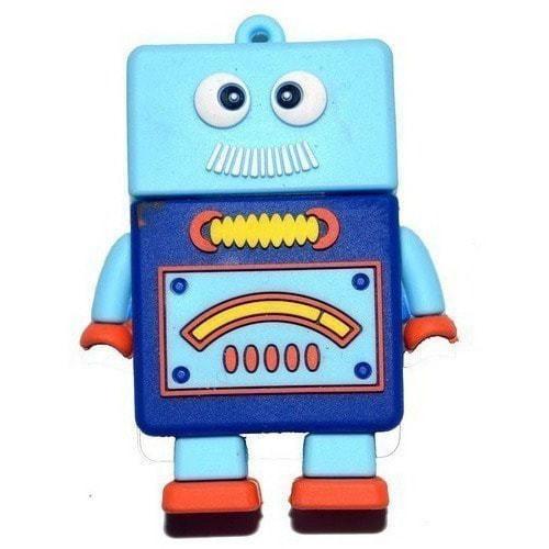 Подарочная флешка. Робот (фото)
