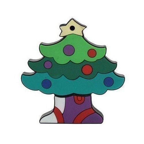 Подарочная флешка. Новогодняя елка (фото)