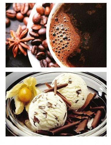 Подарочная флешка. Кофе и мороженое