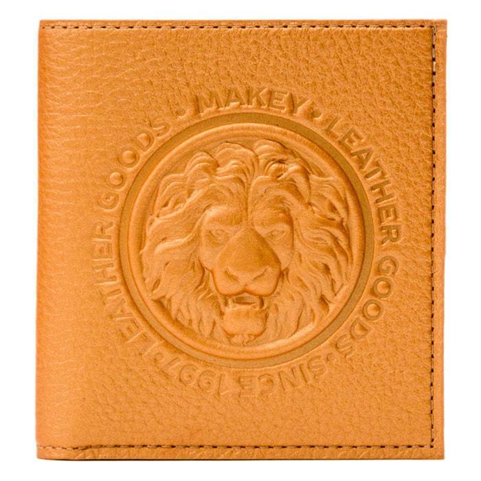 Кошелек из натуральной кожи. Royal | Золото инков (фото)
