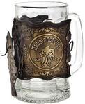 Подарочный бокал в кожаном футляре. «Вобла»