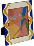 Подарочная фоторамка с цветной эмалью (под фото 15х20 см)