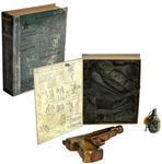 Подарочный набор с фарфоровым штофом. Наставление по стрелковому делу