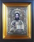 """Икона """"Господь Вседержитель"""" (25 х 30 см)"""