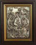 """Икона """"Святая Троица"""" (15 х 13 см)"""