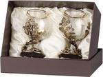 Подарочный набор c 2-мя бокалами для коньяка. Особенности национальной охоты