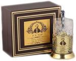Подарочный набор c латунированным подстаканником в футляре (3 предмета). Чайная классика. Чехов