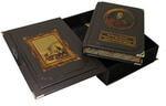 Книга в кожаном переплете и подарочном коробе. Бенджамин Франклин. Путь к богатству. Автобиография