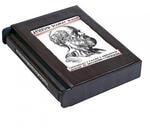 Подарочная книга в кожаном переплете. Афоризмы великих врачей (в футляре)